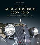 Audi Automobile 1909-1940