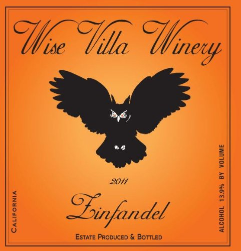 2011 Wise Villa Winery Sierra Foothills Zinfandel 750 Ml