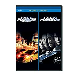 The Fast and the Furious: Tokyo Drift / Fast &amp; Furious (2009) Double Feature