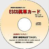 Amazon.co.jpESCO英単カード 短期間でできる!「簡単!基礎英会話これだけ」 1,200枚×2カード