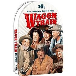 Wagon Train: The Complete Season Four