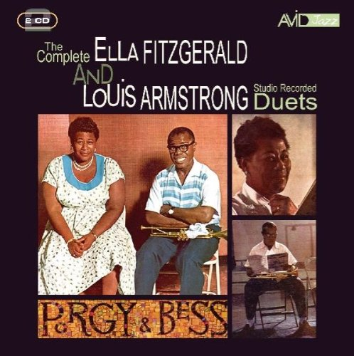 Louis Armstrong - The Complete Ella Fitzgerald & Louis Armstrong - Zortam Music