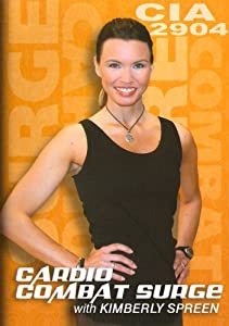 Cardio Combat Surge With Kimberly Spreen