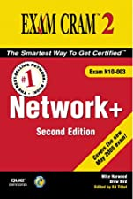 CompTIA Network N10 006 Exam Cram by Emmett Dulaney