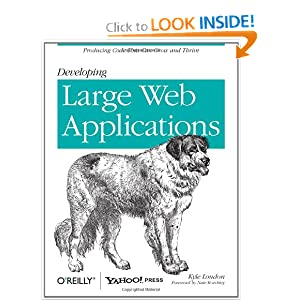 Developing Large Web Applications Kyle Loudon