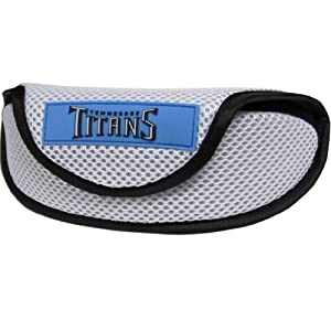 NFL Tennessee Titans Soft Sport Glasses Case by Siskiyou Sports
