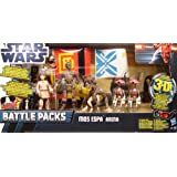 "Battle Packs ""Mos Espa Arena"" mit 5 Figuren - Star Wars Episode I von Hasbro"
