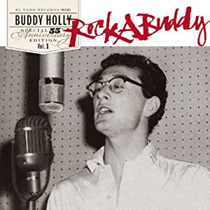 "RockABuddy, 55th Anniversary Edition, Vol. 1 [7"" Vinyl]"