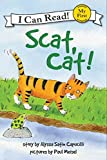 img - for Scat, Cat! (My First I Can Read) book / textbook / text book