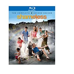 Shameless: The Complete Second Season [Blu-ray]