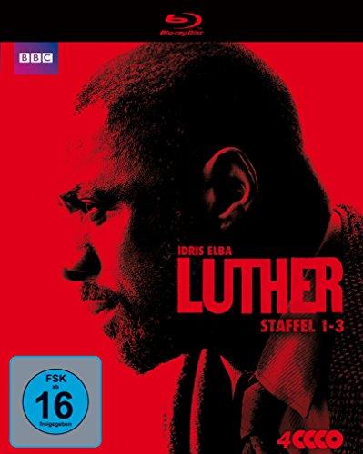 Luther - Staffel 1-3 [Blu-ray]