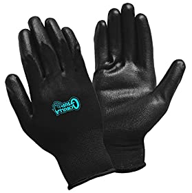 Big Time Products Grease Monkey Gorilla Grip Gloves (Small)