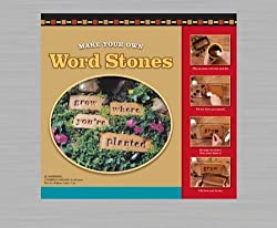 Magnetic Poetry &quot;Make Your Own Word Stones&quot; Kit. 6071