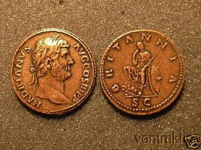 (DD R 24) Hadrian Sestertius COPY