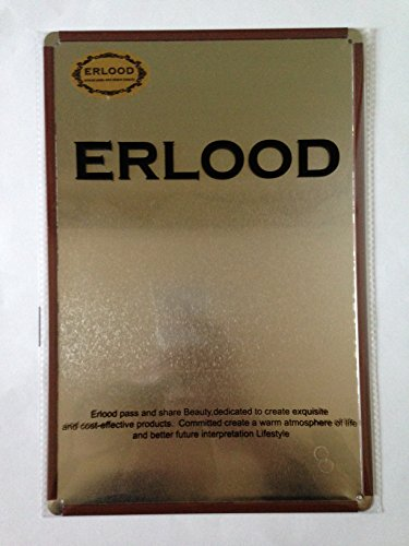 ERLOOD Metal Tin Sign Indian Motorcycle Retro Vintage Decor Metal Tin Sign 12 X 8 1