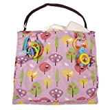 Leachco Play Day Outdoor Blanket And Tote - Pink