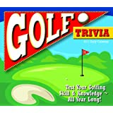 Golf Trivia 2011 Daily Boxed Calendar (Calendar)