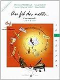 Au Fil des Notes Volume 3 - Livre du Professeur...