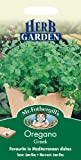 Mr. Fothergill's 13478 1500 Count Greek Oregano Herb Seed