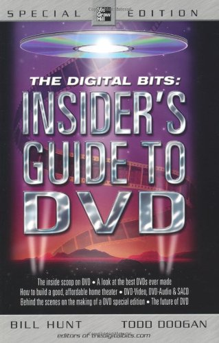 Digital Bits Insider's Guide to DVD (Digital Video and Audio)