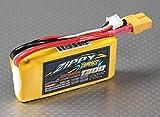 Compact 7.4V 1300mAh 25C35C ZIPPY リポ リチウムポリマーバッテリーです。
