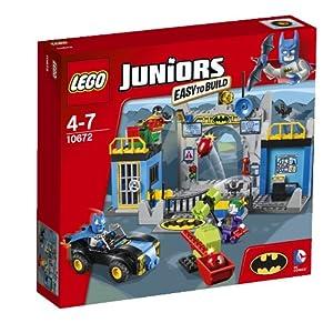 Lego Juniors Batman 10672 -  Verteidigung der Bathöhle