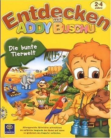 Entdecken mit ADDY Buschu - Die bunte Tierwelt