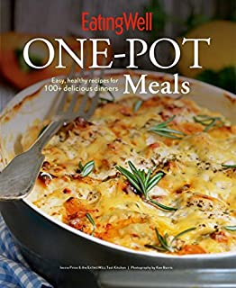 Book Cover: EatingWell One-Pot Meals: Easy, Healthy Recipes for 100  Delicious Dinners