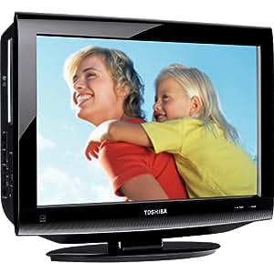 Toshiba 22CV100U 22-Inch 720p LCD/DVD Combo TV (Black Gloss)