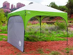 Coleman C002 Instant Canopy Sunwall