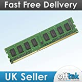 4GB RAM Memory for HP-Compaq Business Desktop 8000 Elite (Small Form Factor) (DDR3-10600 - Non-ECC)
