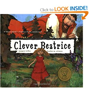 Clever Beatrice, tall tale for Michigan