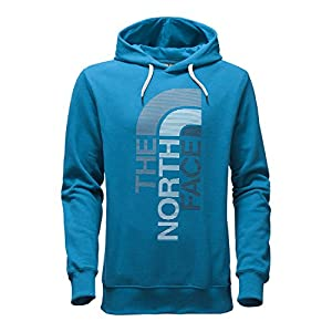 Men's The North Face Trivert Pullover Hoodie Banff Blue/Banff Blue Multi Size XX-Large