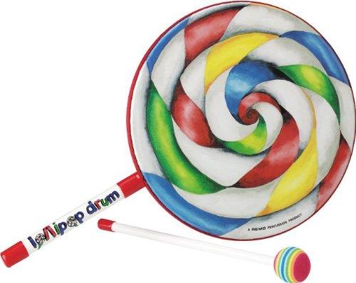 Remo Kids Lollipop Drum, 10 Inch