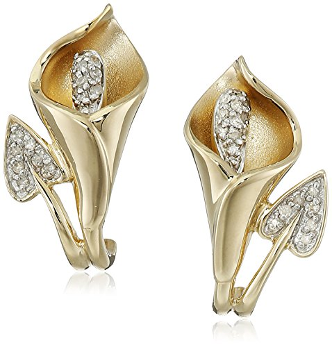 10k-yellow-gold-calla-lily-diamond-earrings-1-10-cttw-i-j-color-i2-i3-clarity