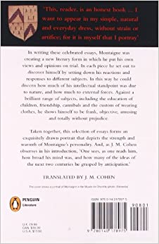 montaigne essays martin guerre Find helpful customer reviews and review ratings for the fabulous imagination: on montaigne's essays at amazoncom read honest and unbiased product reviews from our users.