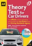 img - for Theory Test for Car Drivers: The Official Revision Questions and Answers for Car Drivers from the Driving Standards Agency (AA Driving Test) book / textbook / text book