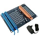 KALEA-INFORMATIQUE © - Plaque de test pour carte Graphique - Double interface AGP et PCI EXPRESS