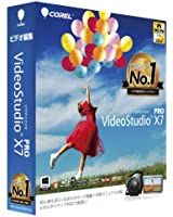 VideoStudio Pro X7 通常版