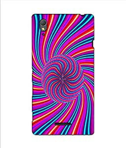SONY XPERIA T3 COVER CASE BY instyler