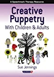 img - for Creative Puppetry with Children and Adults book / textbook / text book