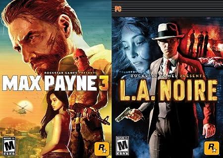Max Payne 3 + LA NOIRE [Online Game Code]