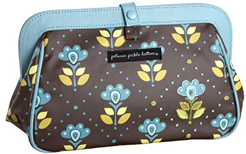 Petunia Pickle Bottom Cross Town Clutch - Brilliant Brussels front-807560