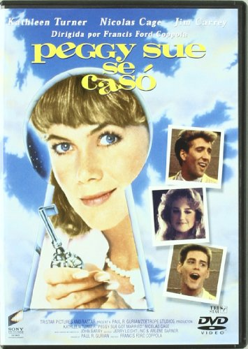 Peggy Sue se casó [DVD]