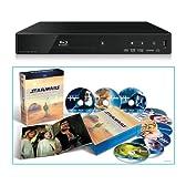 【Amazon.co.jp限定】スター・ウォーズ コンプリート・サーガ ブルーレイBOX[プレーヤー付]ボーナスセット(数量限定) [Blu-ray]