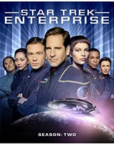 Star Trek: Enterprise-Season 2 [Blu-ray] [Import anglais]