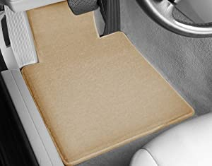 Ford Thunderbird B Parchment Lloyd Mats Custom Fit Ultimats Floor Mats Front and Rear Set - (1958 58 1959 59 1960 60 )