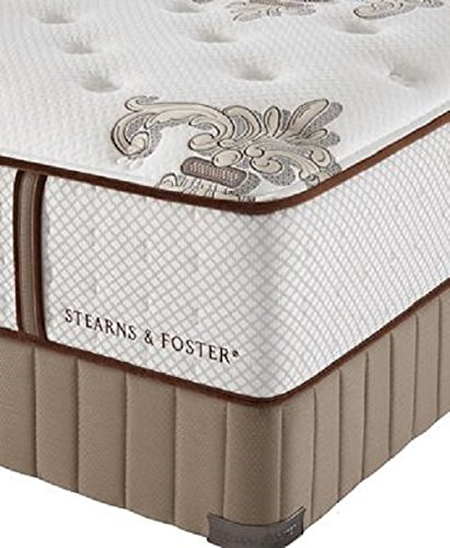 Cheap! STEARNS AND FOSTER ESTATE ELSIE LUXURY FIRM EURO PILLOW TOP