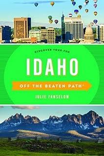 Book Cover: Idaho Off the Beaten Path®: Discover Your Fun