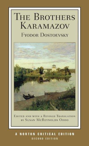 The Brothers Karamazov (Second Edition)  (Norton Critical...
